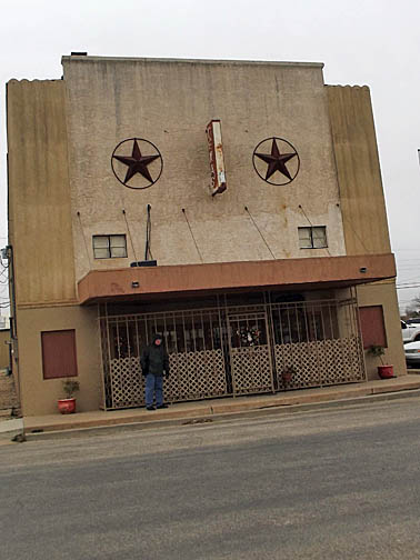 Old Texas Theatre